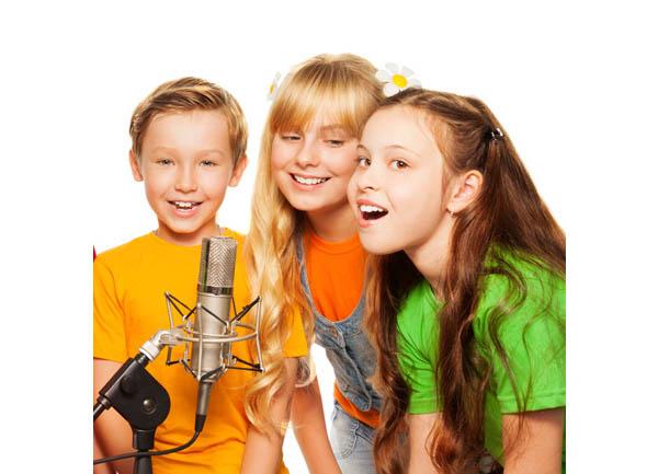 Студия эстрадного вокала «Озорное детство» ведёт набор учащихся
