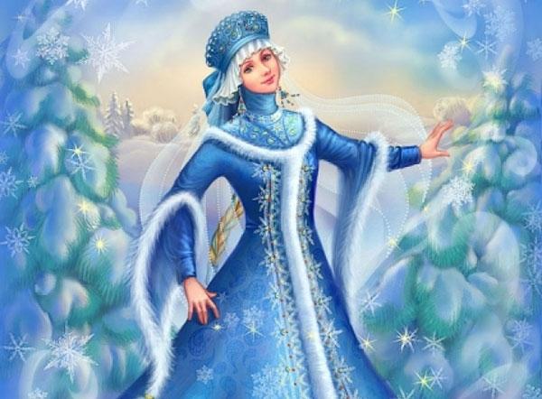 «Снегурочкины сказки» в Доме детского творчества