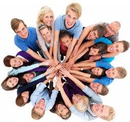 Встреча молодёжного совета Октябрьского административного округа города Омска